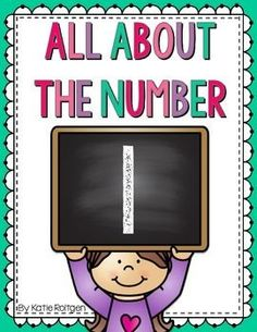 If you're looking for activities to teach your students about the number one, you've come to the right place! This resource is perfect for Number of the Week, introducing numbers, teaching number sense, and more! Teaching Numbers, Numbers Kindergarten, Kindergarten Math Activities, Number Activities, Teaching Activities, Kindergarten Classroom, Fun Math, Preschool Activities, Numbers Preschool