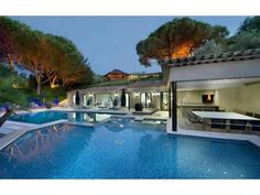 10 bed villa for sale in Saint-Tropez, Var, Provence-Alpes-Côte D'azur, France John Taylor, Cool Swimming Pools, Cool Pools, Saint Tropez, Provence, Holiday Homes For Sale, Riverside Apartment, Luxury Property For Sale, Expensive Houses