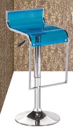 Modern bar stool  sc 1 st  Pinterest & Usona Home.Barstool contemporary bar stools and counter stools ... islam-shia.org