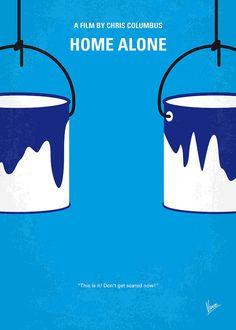 metal canvas Movies & TV minimal minimalism minimalist movie poster chungkong film artwork design home alone Christopher Nolan, Home Alone 1990, Poster Minimalista, Chris Columbus, Be With You Movie, Movie Poster Art, Poster Poster, Poster Wall, Poster Prints