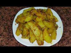 Tasty aloo ki Katli recipe /آلو کی قتلی/ potato slices /easy and fast recipe/English subtitles - YouTube
