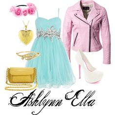"""Ever After High - Ashlynn Ella"" by meredith-tangled on Polyvore"