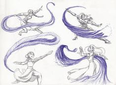 Manga Drawing Tips Katara by - Drawing Base, Manga Drawing, Figure Drawing, Art Sketches, Art Drawings, Fighting Poses, Sketch Poses, Poses References, Drawing Reference Poses