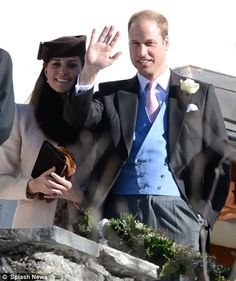 Prince William and Kate - MYROYALS  FASHİON