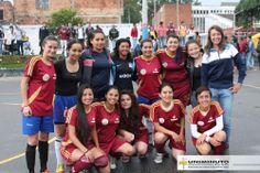Barcelona Ganadoras de la final en la categoría Femenina.