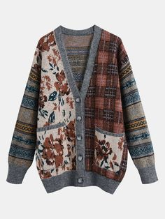 Cardigan Sweaters For Women, Cardigans For Women, Jackets For Women, Clothes For Women, Sweater Cardigan, Cute Casual Outfits, Pretty Outfits, Look Man, Plus Size Cardigans