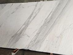 Calacatta Oro Marble, honed, block no 1264. Available at Marable Slab House in Sydney #marable #marble #calacatta