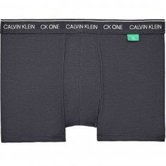 Calvin Klein CK One Recycled Trunk, Nine Iron Calvin KleinCK One Recycled Trunk, Nine Iron This garment is made from 2 recycled plastic bottles Calvin Klein Signature logo contrasting waistband Infinite expression, Iconic style 89% Polyester, 11% Elastane