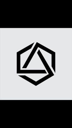 New tattoo geometric hexagon Ideas Geometric Logo, Geometric Designs, Geometric Shapes, Hawaiianisches Tattoo, Body Art Tattoos, Icon Design, Web Design, Graphic Design, Design Art