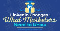 Do you have the new LinkedIn experience? Wondering what's changed? Discover how to navigate the new LinkedIn and where to find what you need.
