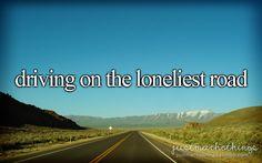 The Loneliest #Road US 50 | photo by: Jeroen Ellferich