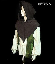 Capuchin Hood