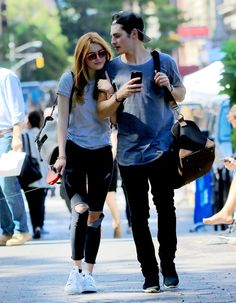 Bella Thorne and Gregg Sulkin ♥