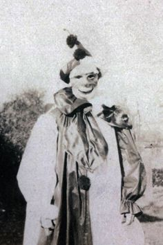 Multiple people have reported encountering some version of this creepy looking clown while venturing down Ortega Highway but others have traveled the road for decades and never seen anything.
