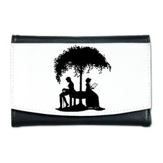 Jane Austen Lovers Mini Wallet on CafePress.com