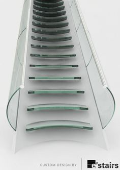 Tube Staircases