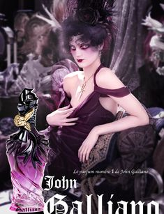 John Galliano parfum