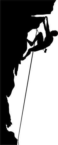 Design with Vinyl Design 258 Athletic Black Silhouette Of Man Climbing Mountain Rock ? Peel and Stick Sticker, 20-Inch By 60-Inch, Black Design with Vinyl,http://www.amazon.com/dp/B00E3OOL18/ref=cm_sw_r_pi_dp_6QKRsb0YAC9BK6MJ