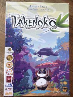 Takenoko - gezelschapsspel