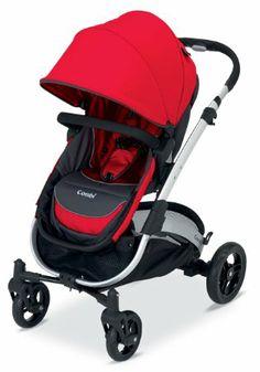 Amazon.com: Combi Catalyst Stroller, Red: Baby