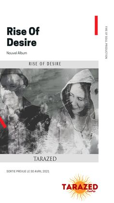 Découvrez RISE OF DESIRE; Nouvel Album du groupe FreePop TARAZED. #Tarazed #freepop #groupemusique #albummusique Pop Art Music, Clip, Concert, Movie Posters, Music Artwork, Everything, Film Poster, Concerts, Billboard