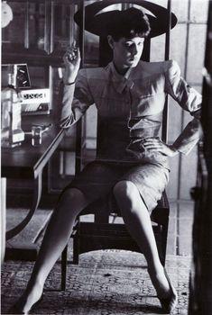 Sean Young as Rachael in Blade Runner - blade-runner photo