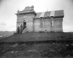 Astronomical Observatory 1889-1905. ©University of Oregon Libraries - Special Collections and University Archives