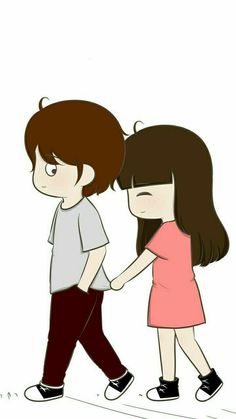 Discover ideas about cute couple cartoon Cute Couple Pictures Cartoon, Cute Couple Drawings, Cute Couple Art, Cute Love Cartoons, Anime Love Couple, Cute Anime Couples, Cartoon Love Photo, Cute Love Wallpapers, Cute Couple Wallpaper