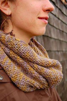 Free Pattern: Sallah Cowl by Bristol Ivy