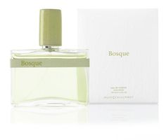 BOSQUE  Humiecki & Graef. Inspired by the inimitable feeling of being at one with the moment.  Gentle primrose joins with narcissus absolute to create a subtle floral scent. Buffalo grass and musk notes combine in a soft, warm composition brought to harmonious perfection with notes of grapefruit, saffron and vetiver.
