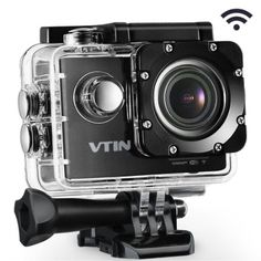 [Amazon Canada]$52.09 VTIN Action Camera (GoPro clone) Waterproof WiFi 1080p: LightningDealCoupon http://www.lavahotdeals.com/ca/cheap/amazon-canada52-09-vtin-action-camera-gopro-clone/116943