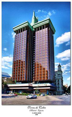 Torres de Colon | Antonio Lamela Arquitecto