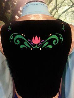 Anna Frozen Vest only by PrestigeCouture on Etsy