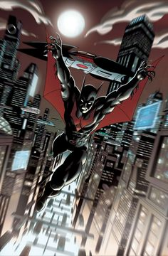 Batman Beyond by ~Ian-Navarro on deviantART