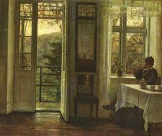 Por amor al arte: Carl Vilhelm Holsøe