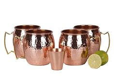 As all good mixologists know, the cocktail, #Moscow #Mule was the way vodka was introduced into America in the 1940s. By the 1950s it was all the rage. Today, it ...