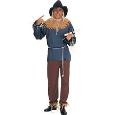 Find officially licensed Wizard of Oz costumes for kids and adults. Shop for Dorothy costumes, Scarecrow and Tin Man outfits, and other Wizard of Oz Halloween costumes. Scarecrow Costume Adult, Plus Size Adult Halloween Costumes, Scarecrow Wizard Of Oz, Plus Size Costume, Homemade Halloween Costumes, Halloween Fancy Dress, Diy Costumes, Adult Costumes, Halloween Party