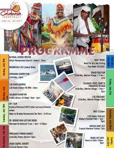 Montserrat celebrates its annual Calabash festival Cultural Events, Boat Tours, Educational Activities, Childhood, Entertaining, Culture, Island, Celebrities, Celebrity