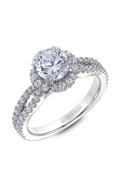 Shop Scott Kay M2562R510 Engagement rings | Bailey Banks & Biddle