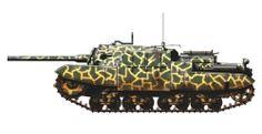 Italy - Semovente M42T Tank Destroyer