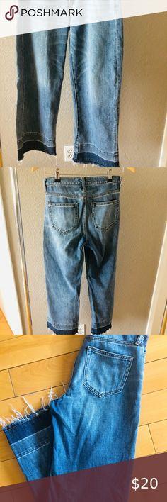 Ladies cream white trousers wide flare leg NAUGHTY designer Size 8 10  NEW