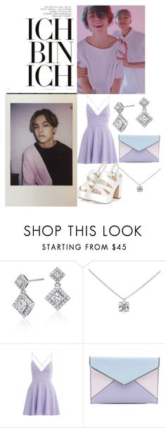 """Vernon"" by girlyunusual ❤ liked on Polyvore featuring Blue Nile, Tiffany & Co., AX Paris, Rebecca Minkoff and seventeen"