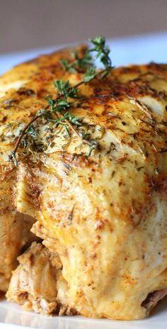 Fall-Off-The-Bone Pressure Cooker Chicken (in 30 Minutes!) Recipe