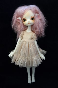 BJD Miss Kitty Dollzone