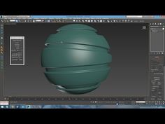 Smooth boolean inside 3ds Max - R&D - YouTube