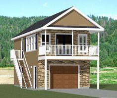 16x36 House -- #16X36H9B