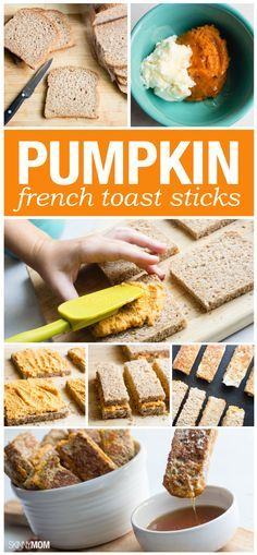 Pumpkin French Toast Sticks These are a MUST for breakfast!These are a MUST for breakfast! Pumpkin Recipes, Fall Recipes, French Toast Sticks, Pumpkin French Toast, Fall Breakfast, Breakfast Time, Breakfast Ideas, Brunch, Fast Easy Meals