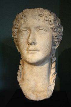 Julia Agrippina or Agrippina the Younger (6 November 15 - 19/23 March 59 CE) was a prominent woman during the early Roman Empire, niece to Tiberius (r. 14-37 CE) and Claudius (41-54 CE), whom she married, sister of Caligula (r. 37-41 CE) and mother of Nero (54-68 CE). Ancient Rome, Ancient History, Roman History, Old Money, Roman Art, Ancient Artifacts, Roman Empire, Emperor, Archaeology