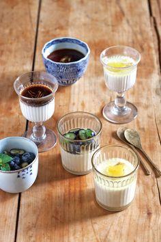 japanisches Rezept: Gyunyu Purin - Milchflan, Foto: © Akika Ida, Pierre Javelle / Hachette Livre (Marabout)/ Christian Verlag