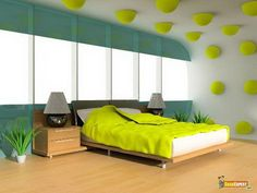 Modern Bedroom Decorating Ideas #sleepys